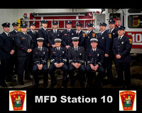 Station 10 Group Photos