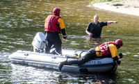 MFD River Rescue Attempt
