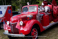 Car Show Fundraiser - Candia Fire for Ryan & Celina Marion