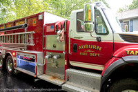 AFR Fire 92 Candia Turnpike