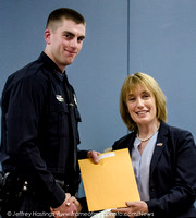 MPD Officers Graduate NH Police Academy