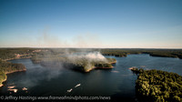 AFD Browns Island Brush Fire-00021