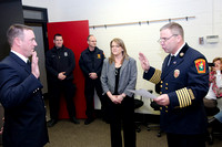 MFD Ceremony John Reese Swearing In