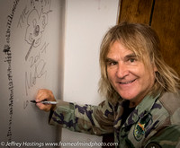 Mike Peters Of Alarm River Music Hall