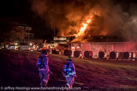 GFD Fire Lemay & Son Ground Level Photos