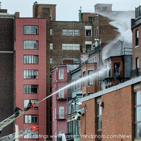 Boston 9 Alarm Beacon St.