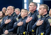 MPD Promotion Ceremony 1-5-15